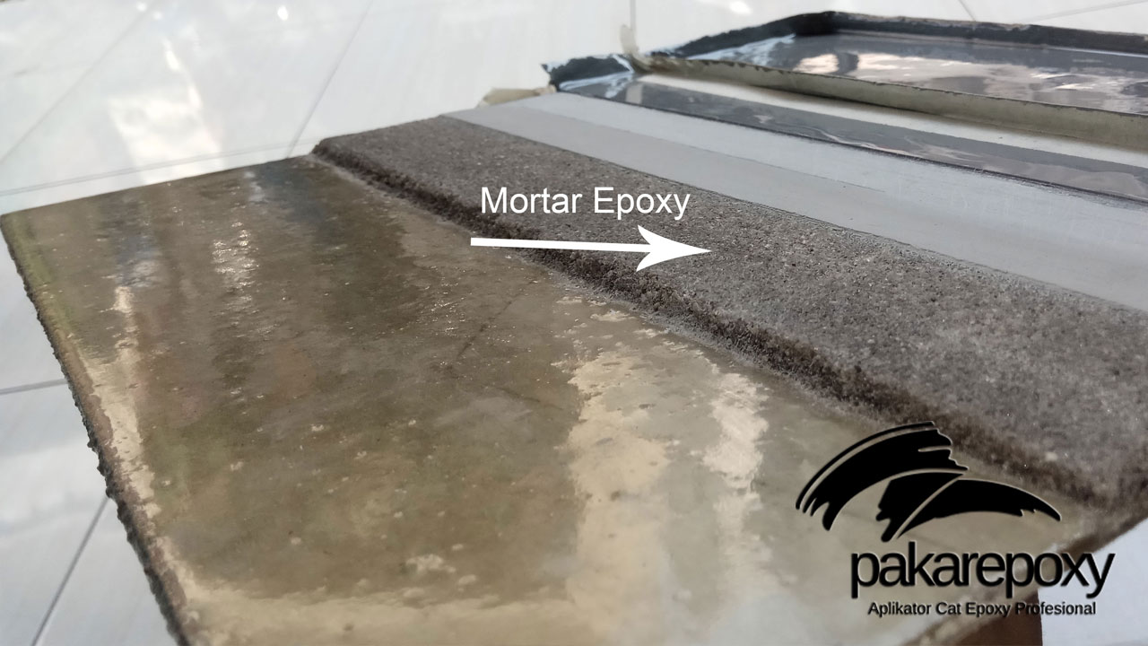 Mortar Epoxy