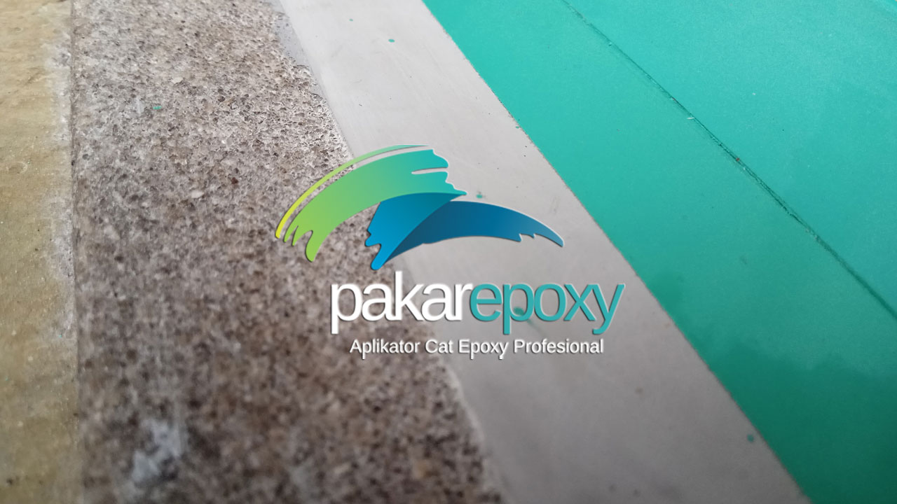 epoxy mortar + epoxy coating